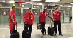 La Selección Peruana trabajará en Madrid por 4 días, antes de partir a Londres. May 24, 2014