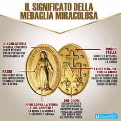 is a powerful sacramental! Meaning of the Mary's Miraculous Medal