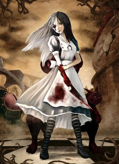 American McGee's Alice: 2-faced