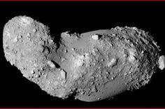 "Bizarre Asteroid Has ""Negative Gravity""  via I Fucking Love Science <3"