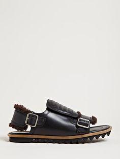 Dries Van Noten Men s Ripple Sole Sandals Men Sandals, Loafers, Me Too Shoes , cd4efad598fa