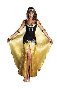 Cleopatra Costume atractiva de las mujeres