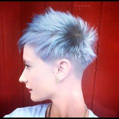 undercut pixie - Google Search