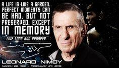 Leonard Nimoy - R. by Cru-the-Dwarf on DeviantArt Leonard Nimoy, Star Wars, Star Trek Tos, Star Trek Original, Starship Enterprise, Star Trek Universe, Nerd Love, Spock, Life Is Like