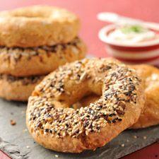 Gluten-Free Oat Bagels