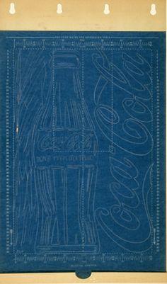Andy Warhol. Coca-Cola. (1962)