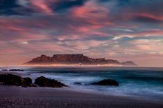 Tafelberg - Südafrika - Reisen