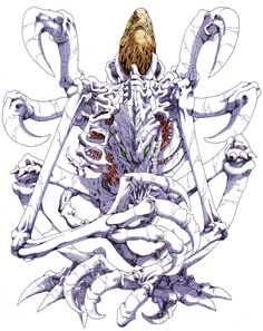 Skullgreymon【Digimon】