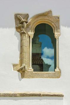 Portuguese window, Alentejo, Portugal