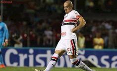 Um drible que custou caro: Maicon chama para si a culpa pelo empate do São Paulo com Mirassol
