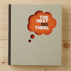 The Next Big Thing journal