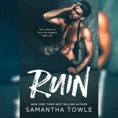 Read More Sleep Less Blog: Review Ruin by Samantha Towle