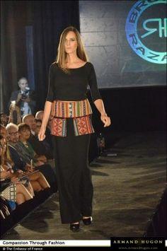 Sep 12   Compassion Through Fashion @ La Maison Française (The Embassy of France)   :::ArmandHugon:::
