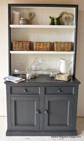 Cabinet idea for kitchen