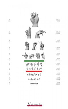 Combining two worlds. Deaf Sign, Asl Signs, Speech And Hearing, Learn To Sign, Asl Sign Language, American Sign Language, Asl Interpreter, Deaf Art, Eye Chart