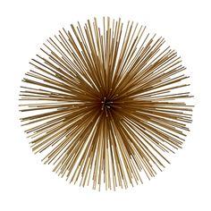 Decoratiune alama Prickle Brass L Pols Potten
