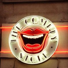 The Comedy Store #london #goingout #accorcityguide The nearest Accor hotel : Sofitel London St James