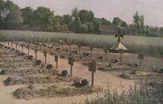 german cemetery in france-ww2shots
