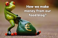 How to make money from food blog? #antoskitchen #money #food #blog