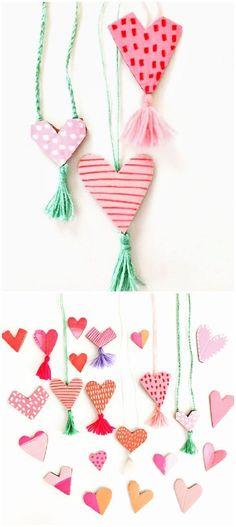 Cardboard Heart Yarn