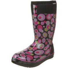 Bogs Women's Taylor Bubbles Boot Outdoor Woman, Shoe Sale, Hue, Rubber Rain Boots, Bubbles, Purple, Stuff To Buy, Arch, Snow
