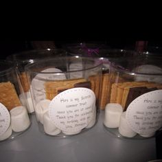 Party favors gifts ideas on pinterest party favors for Homemade birthday decorations for adults
