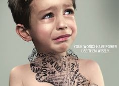 Word Art about abuse | Verbal abuse is still abuse!