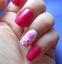 Pink nails <3 #bornprettystore