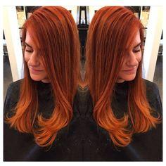 My Favorite Redhead - Hair Color - Modern Salon