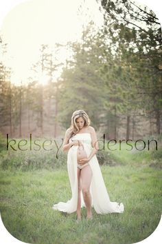 Natural Light Maternity Photography