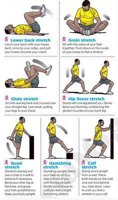 Quick Leg Exercises