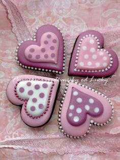 a084184fea 533 Best Heart Shaped Cookies images in 2019 | Decorated Cookies ...