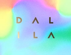 """Check out new work on my @Behance portfolio: """"D Λ L I L Λ"""" http://on.be.net/1imnhtL"""