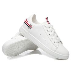 2017 Fashion shoes woman casual women shoes tenis feminino esportivo ladies womens flat platform breathable spring summer white