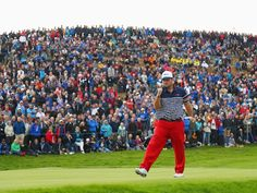 """Patrick Reed hopes US supporters """"don't annihilate"""" Danny Willett"""
