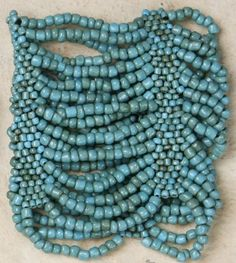 Cuff Bracelet - Light Blue Color - Beaded Stretch Style, Slightly Lighter Than Shown, Nice Gift! >>> Read more reviews of the product by visiting the link on the image.