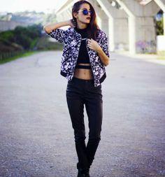 e27c141be7b Sofia Reis Multimedia Arts Graduate Style Blogger  Jacket