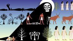 """Artist, cartoonist and animator Nina Paley has been creating amazing animated versions of the Biblical Exodus story and the ten plagues of Egypt. The video below is the last installment, the """"Tenth Plague : Death of the Firstborn Egyptians"""", with … Continue reading →"""