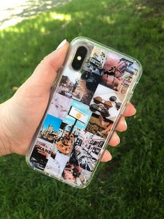 Vintage Custom Collage Phone Case