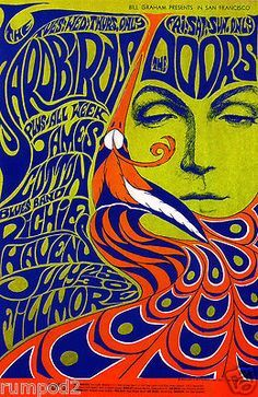 modern psychedelic poster - Google Search