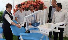 Los Servicios de Salud de Oaxaca (SSO) en coordinación con la Administración del Patrimonio de la Beneficencia Pública (APBP)