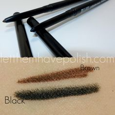 Let them have Polish!: New Liquid Eye- Liquid Like Eyeliners and Shadow Primer by Milani!