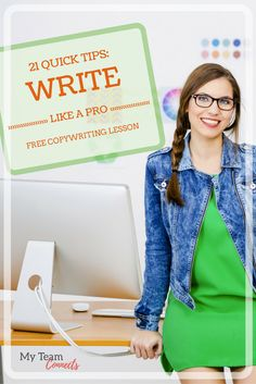 Quick and Easy, Free Copywriting Course Copywriting, Content Marketing, Don't Worry, Easy, Tips, Campaign, Free, Skinny, Website