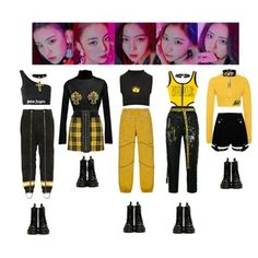 Kpop Fashion Outfits, Stage Outfits, Fashion Beauty, Clothes, Group, Future, Style, Bedroom Cupboards, Coat Of Many Colors