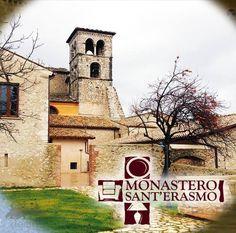 Monastero S.erasmo - un posto favoloso dove dormire nel pieno rispetto del turismo sostenibile e responsabile!
