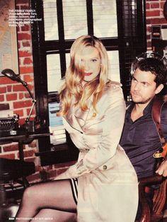 Great Fringe promo picture of Ana Torv and Joshua Jackson