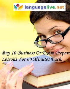 BUY 10 BUSINESS OR TEST PREPARATION LIVE LESSONS FOR 60 MINUTES EACH. $ 286.40 – 20% = $ 229.40 ENTER YOUR COUPON CODE ► SAVE20% - m.languagelive.net
