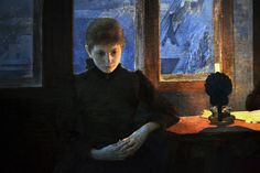 "spongegod: ""huariqueje: "" Orphans - István Csók , 1891 Hungarian, Oil in canvas, 121 x 136 cm. Budapest, Classical Art, Female Art, Modern Art, Marvel, Prince, Canvas, Illustration, Artist"