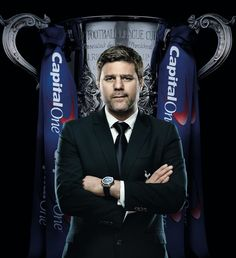 Mauricio Pochettino----(would have been nice to win but good effort) Tottenham Hotspur Football, Mauricio Pochettino, Capital One, Finals, Effort, Babies, Sports, Hs Sports, Babys