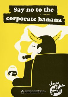 Read more: https://www.luerzersarchive.com/en/magazine/print-detail/all-good-fairtrade-bananas-52685.html All Good Fairtrade Bananas (Any company can say their bananas are ethical. Only one can prove it. The one with the Fairtrade certification. That's us.) Campaign for All Good brand Fairtrade bananas. Tags: Rob Jack,Tony Bradbourne,Ulala, Barcelona,Special Group, Auckland,Sarah Frizzell,All Good Fairtrade Bananas,Kim Fraser